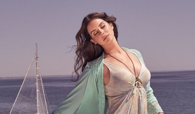 Lana Del Rey's Honeymoon has a release date