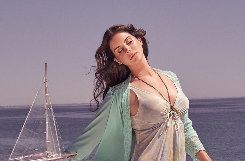 Lana Del Rey's Honeymoon has a release date