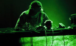 Russell Haswell returns to Editions Mego with 12″ recorded at Stockholm's EMS