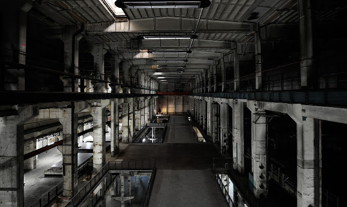 Shackleton to premiere Powerplant project at Berlin Atonal