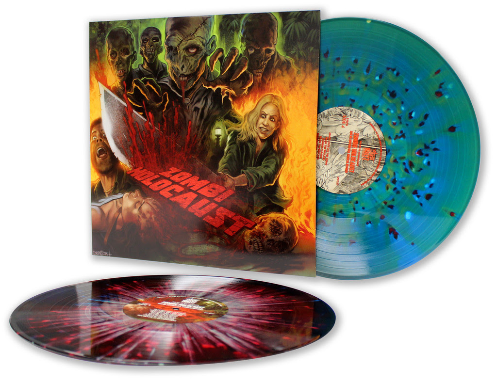 <em>Zombi Holocaust</em> score released on vinyl for first time by Death Waltz