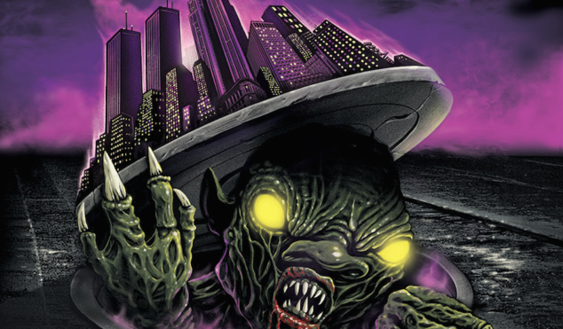 Waxwork prep first physical release of the C.H.U.D. soundtrack with restored vinyl LP