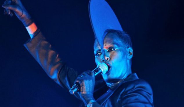 "Grace Jones: ""When I see Kanye West, I'm going to get in his face"""