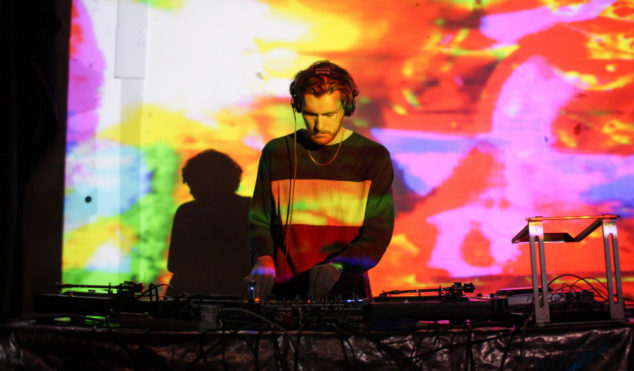 Photos: S-Type and Obey City play Brooklyn's Palisades