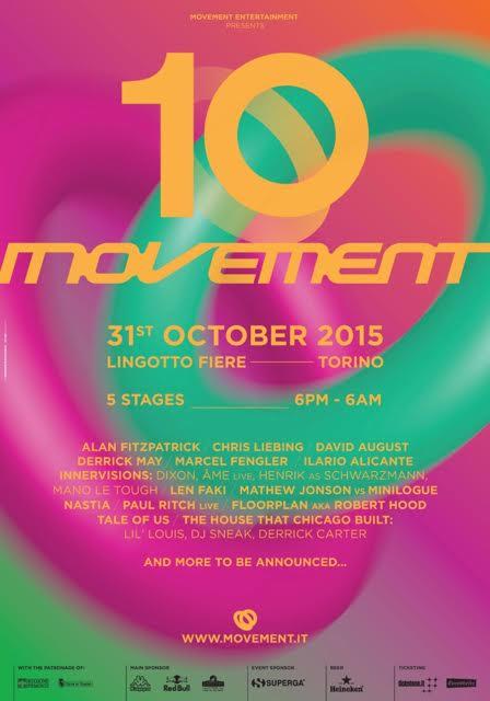 Movement flyer