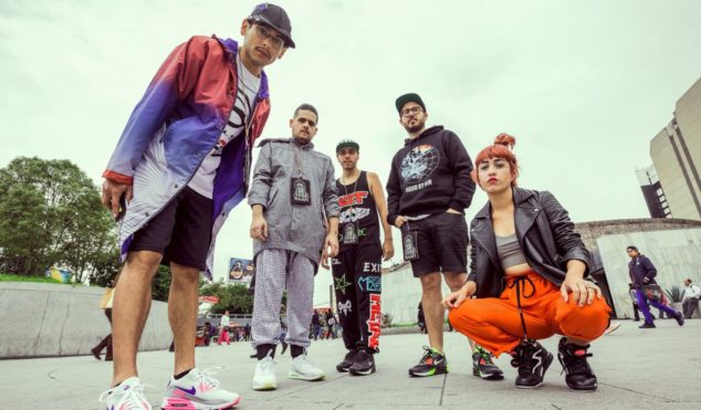 Mexico City dance crew N.A.A.F.I. get Beats 1 residency