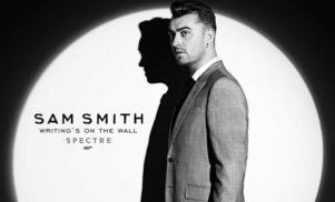 Hear Sam Smith's Bond theme 'Writing's On The Wall'