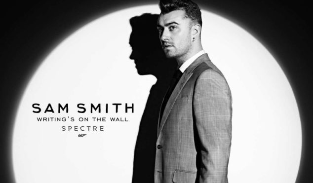 Hear Sam Smith's Bond theme 'Writing's On The Wall'