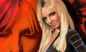 There's a campaign to get Britney Spears into Super Smash Bros.