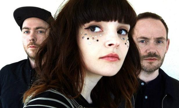 Stream CHVRCHES' new album Every Open Eye
