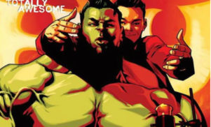 Kendrick Lamar, Raekwon and Kool Keith reimagined as Marvel superheroes
