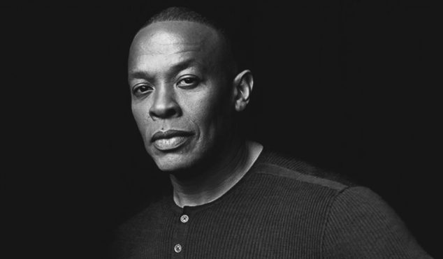 Dr. Dre and Quincy Jones in conversation on the latest episode of The Pharmacy