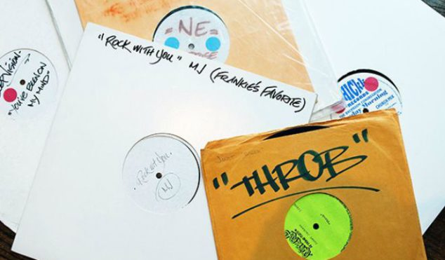 Go inside Frankie Knuckles' record collection