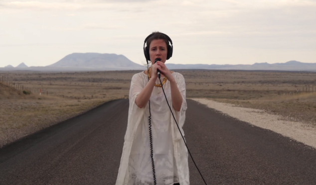 Watch GABI bring 'Love Song' to the American west