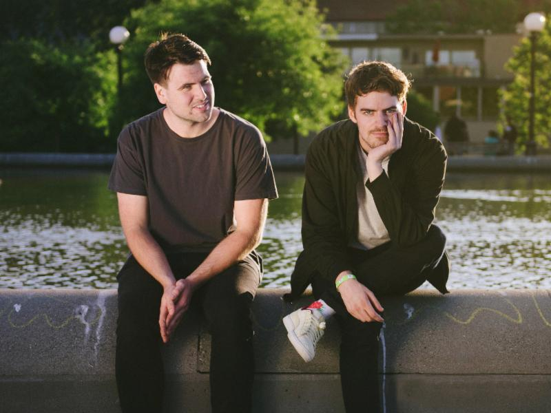 Ryan Hemsworth teams with Secret Songs producer Lucas for Taking Flight EP