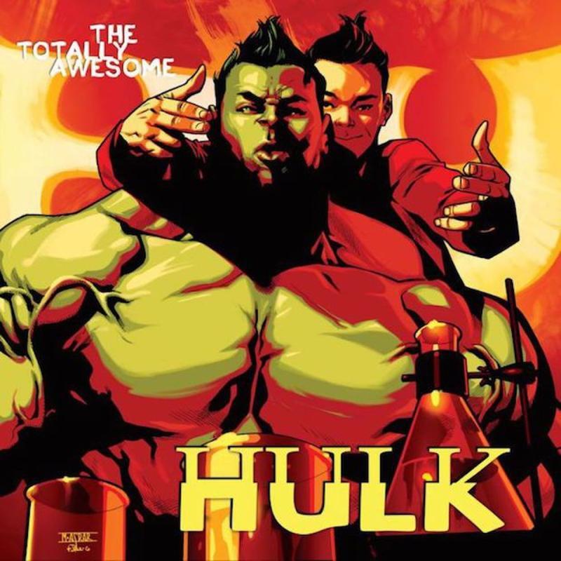 Kendrick Lamar, Raekwon and Kool Keith reimagined as Marvel superheroes