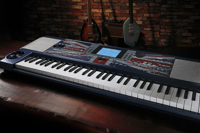 Korg has made a Beatles-themed keyboard named 'Liverpool'