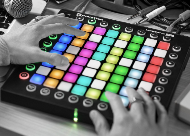 novation launchpad pro review a blank canvas for creativity. Black Bedroom Furniture Sets. Home Design Ideas
