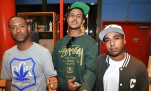 Madlib, MED, and Blu announce Bad Neighbor LP, team with MF Doom on 'Knock Knock'