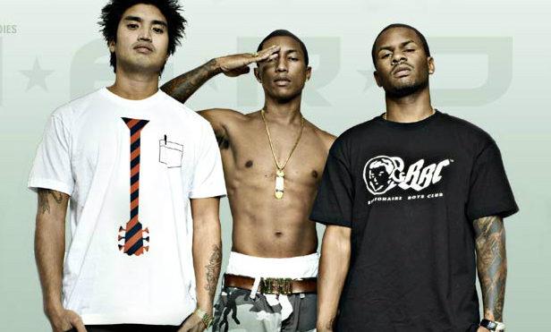 Pharrell hints at new N.E.R.D. album