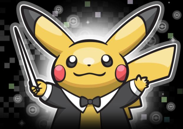 A Pokémon symphony tour is coming to London