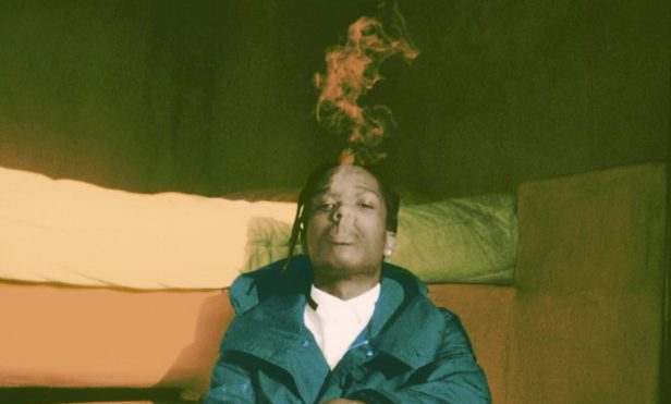 A$AP Rocky is making a concept album with Danger Mouse