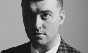 It looks like Sam Smith is doing the next Bond theme