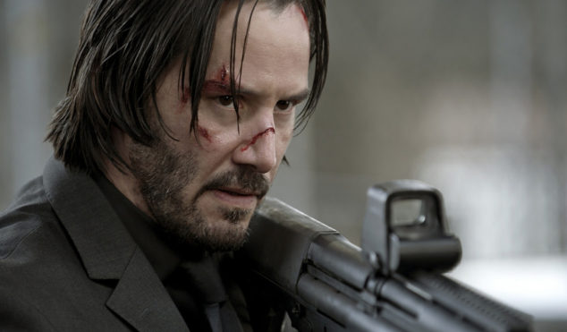 Common to play villain opposite Keanu Reeves in John Wick 2