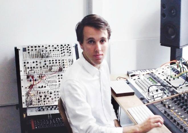 White Material lines up Alvin Aronson EP –hear the aquatic 'Drone Techno'
