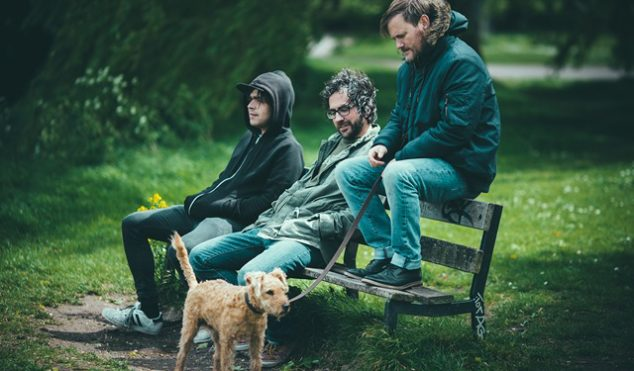 BEAK> to release soundtrack for cave-dweller drama Couple In A Hole