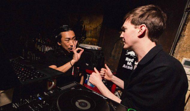 Stream Ben UFO back-to-back with DJ Nobu in Tokyo