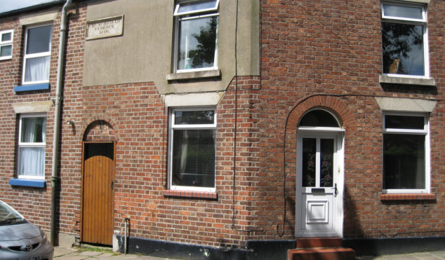 Ian Curtis' house to become Joy Division museum