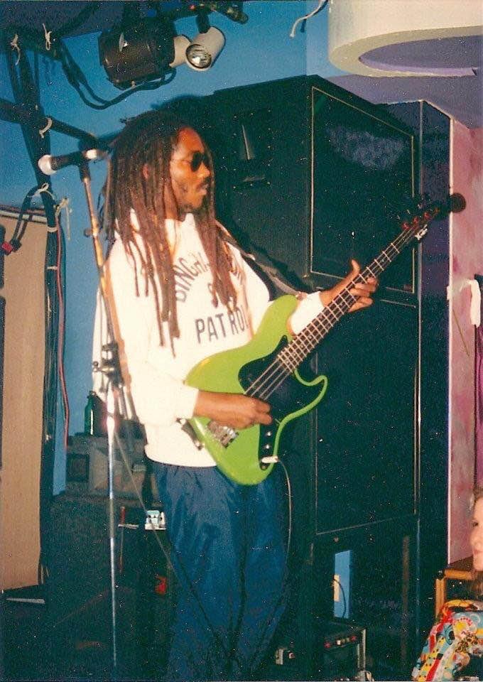adam black guitars