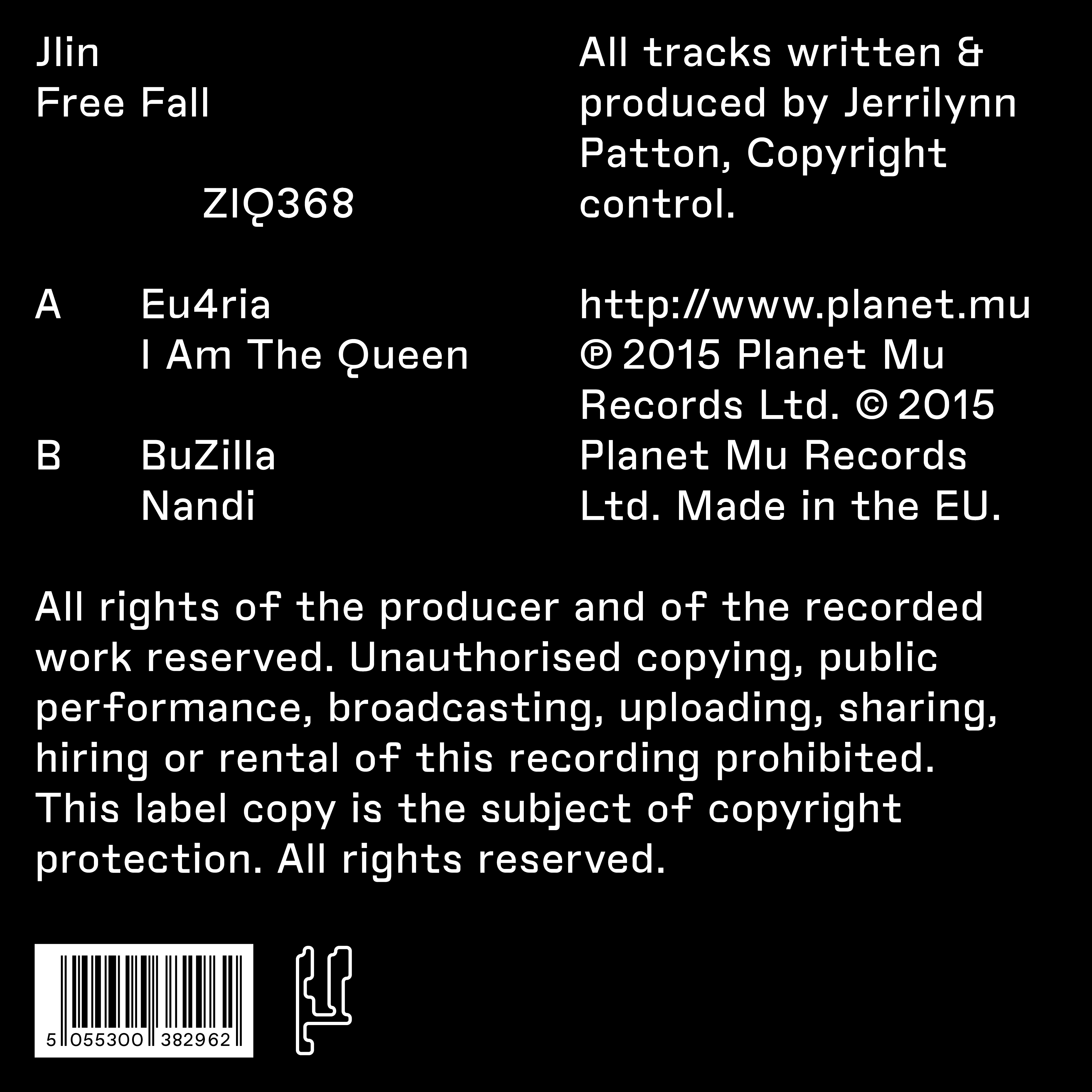 ZIQ368_Jlin_FreeFall