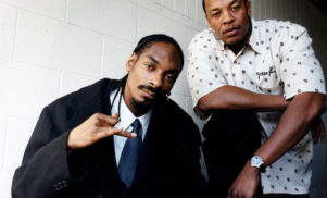 'Nuthin' But A 'G' Thang' originally sampled Hall & Oates' 'I Can't Go For That'