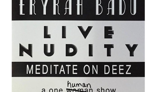 Erykah Badu unveils one-woman show in Dallas, leaves reviewer baffled
