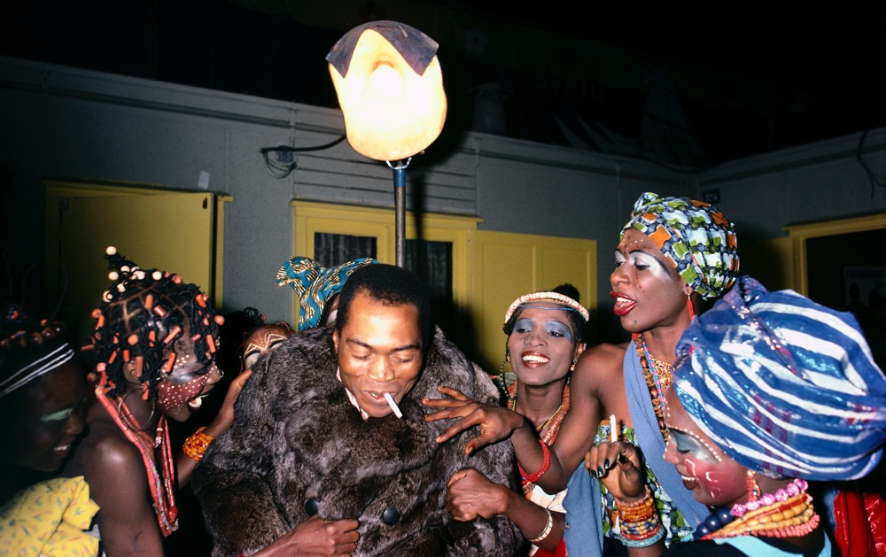 Remembering Fela Kuti's Shrine
