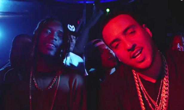 Stream Fetty Wap and French Montana's Coke Zoo mixtape
