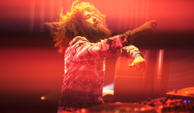 The Gaslamp Killer – Live at Noisia Invites – Melkweg, Amsterdam