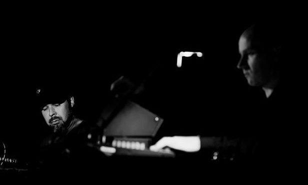Hear Mika Vainio and Franck Vigroux's collaborative album Peau Froide, Léger Soleil