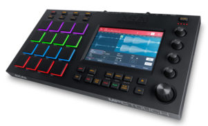 Akai's latest MPC has a multi-touch screen