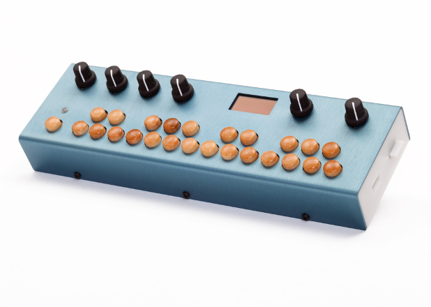 Critter & Guitari's Organelle is a tiny computer that can sound like any instrument