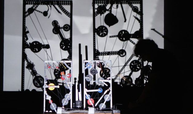 Morphine to release LP of mechanically-made music by Pierre Bastien