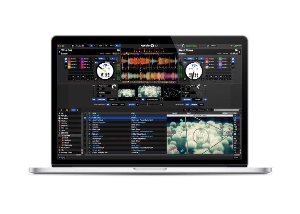Serato DJ now detects musical key