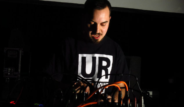 Shapednoise amplifies his noise-techno hybrids on Different Selves LP