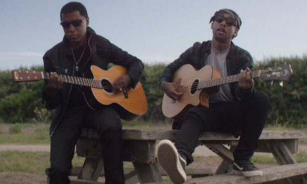 Ty Dolla Sign jams with Babyface in 'Solid' video
