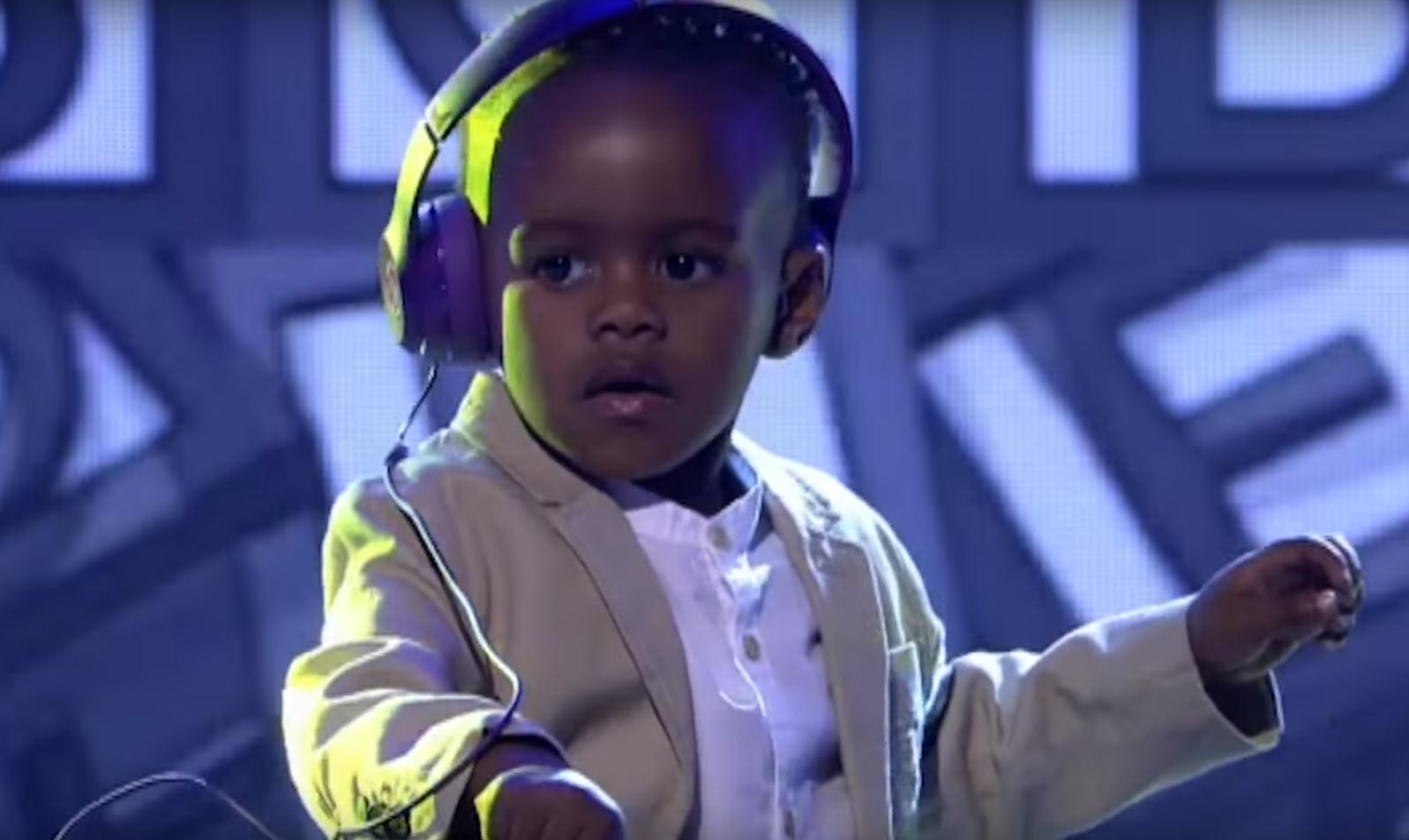 DJ Arch Jnr wins South Africa's Got Talent