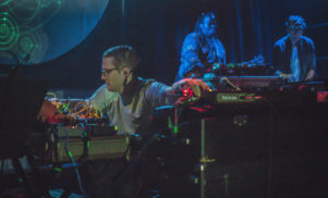Hear two BBC Maida Vale session tracks from Floating Points