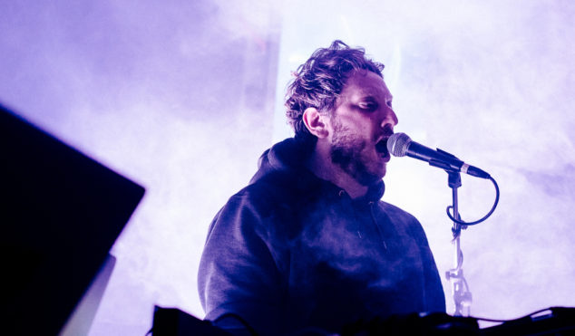 Photos: Oneohtrix Point Never live in Brooklyn