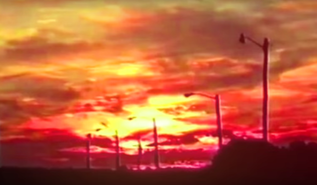 Dolphins and fireworks abound in Rustie's hyperkinetic 'First Mythz' video